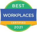 Best workplaces badge